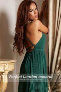 Brunette Babe Tania