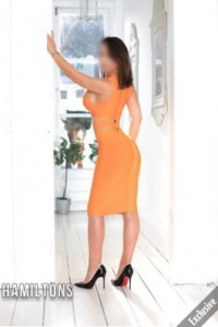 English escort in London - Tamsin EXCLUSIVE  at Hamiltons Escorts