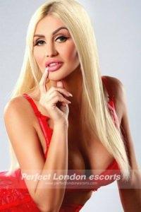 Blonde Babe Inga