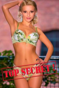 Federica Top Secret Escorts