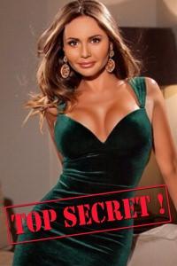 Alexandra Top Secret Escorts