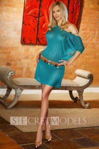 Claudine Secret Models