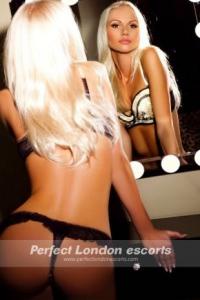 Hot Blonde Millie