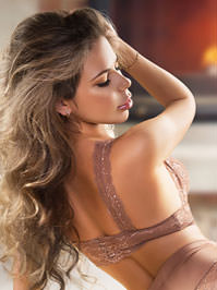 Russian model Nina