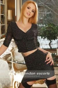 Blonde Babe Cristina