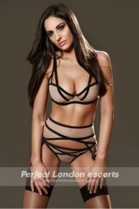 Hot Brunette Andrea