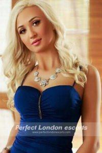 Blonde Babe Kalisa