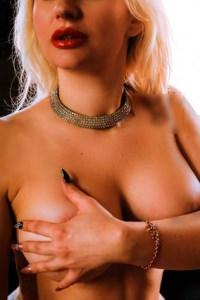 Russian GFE semi nude