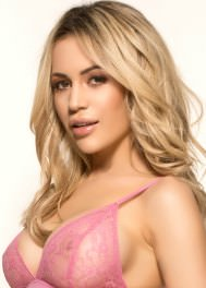 Ruby elite blonde london escort in Mayfair