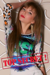 Dasha Top Secret Escorts