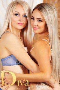 Aliana and Dania