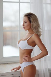 Tiffany russian blonde escort