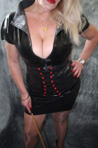 German Mistress Silke